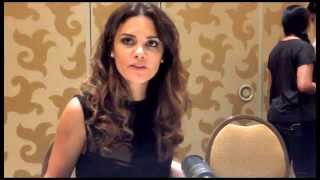 Angelica Celaya Interview - Constantine