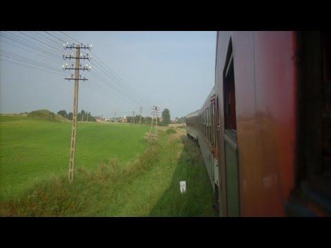 DB Nachtzug Berlin - Szczecin - Kaliningrad / Olsztyn - Ełk поезд Берлин - Калининград