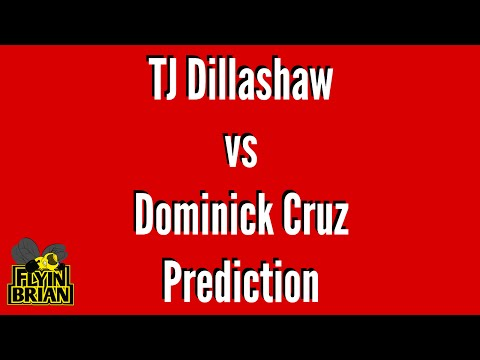 UFC Fight Night 81: Cruz vs. Dillashaw Prediction
