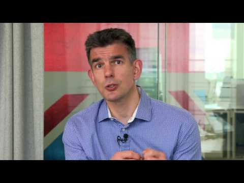 Career tips from the top, with Matt Brittin President EMEA Business and Operations, Google