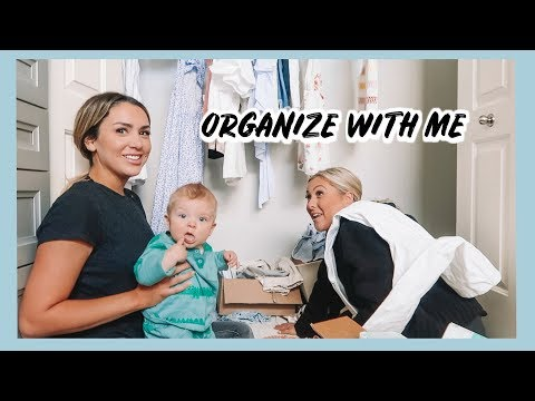 ORGANIZE MY BEAUTY ROOM WITH ME | ALEX AND MICHAEL