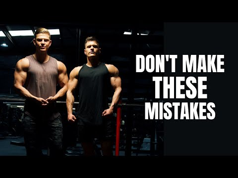 5 most common fitness MISTAKES & how to FIX Them