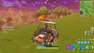 Fortnite Season 5 ATK Bug - stuck while getting out the ATK