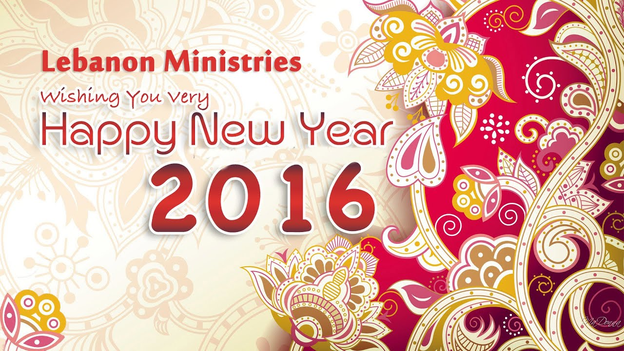 Lebanon Ministries - New Year Prayer Service -2016 Part 2 - YouTube