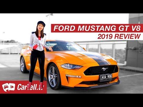 2019 Ford Mustang GT V8 Review   Australia