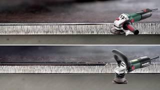 Metabo KFM 9-3 RF - Genaues Runden von Metallkanten