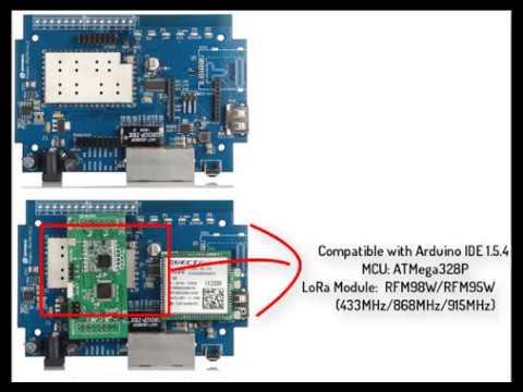 LG01 LoRa_IOT_Gateway-Introduction