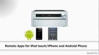 onkyo tx nr818 vorschau netzwerk hqv isf neo x 4k spotify iphone5 ready ber usb