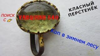 Поиск с M NELAB VANQU SH 540 Зимние находки✨Видео- 4К