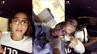 Gambar cover Zendaya   Snapchat Story   27 June 2017