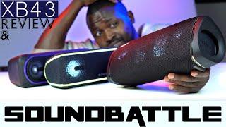 Sony SRS XB43 vs XB41 vs XB40 Review And Sound Battle. Should You Upgrade?