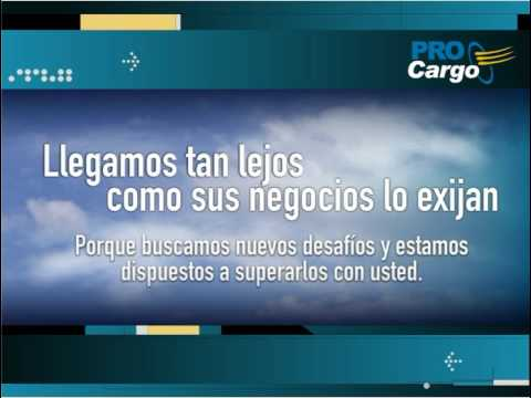 ProCargo Video Institucional