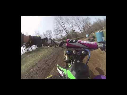 Girls Moto1 Claverack 4-19-15