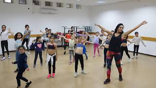 Azukita by Sujood Zumba &amp kids YMCA Nazareth