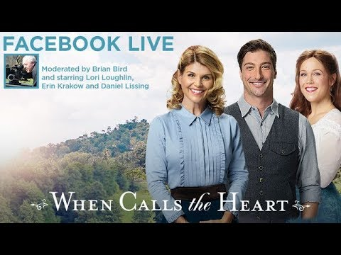 When Calls the Heart Facebook Live After Show