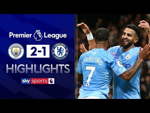Man City rally to beat Chelsea | Manchester City 2-1 Chelsea | Premier League Highlights