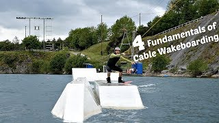 CABLE PARK OBSTACLES OBRIEN WAKEBOARD VISTA 140 CM RED
