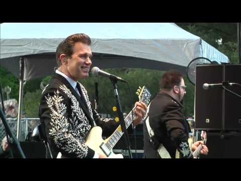 Chris Isaak   2016 10 01 Hardly Strictly Bluegrass