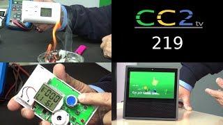 CC2tv #219  Ein Blick auf Echo Show und CO-Melder