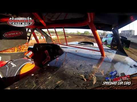 #59 Rob Muilenburg - Midwest Mod - 4-20-19 Springfield Raceway - In Car Camera