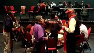SAN FELIPE POW WOW 2019 - Gourd Dance Honoring Round 2