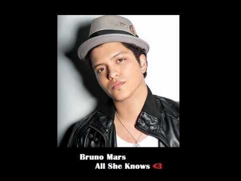 Bruno Mars - All She Knows (Lyrics on Screen) - YouTube