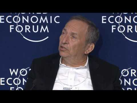 Davos 2017 - Issue Briefing: Financial Regulation The Solution?