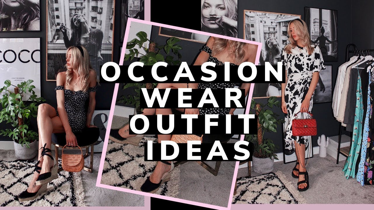 9 Occasion Wear Outfit Ideas For Summer