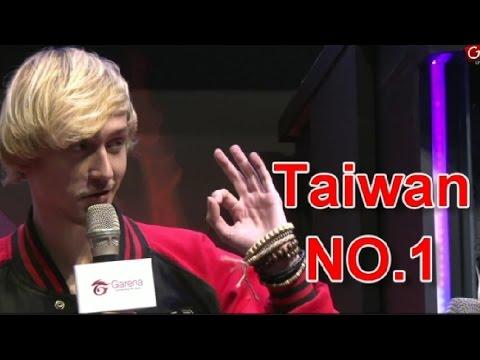 【明星賽】 Siv HD 賽後訪問表示 Taiwan NO.1 - YouTube