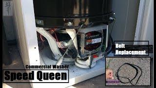 Speed Queen | No Spin/Burn Sme…
