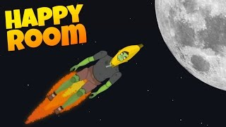 Happy Room - Record 350m Zombie Explosion! New Desert Map Update! - Let's Play Happy Room Gameplay