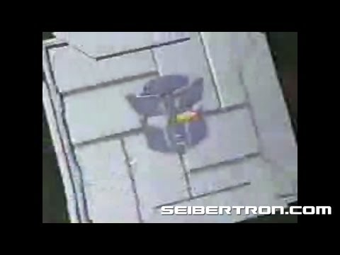 Transformers G2 Cartoon Mini-Series Commercial Generation 2 1993