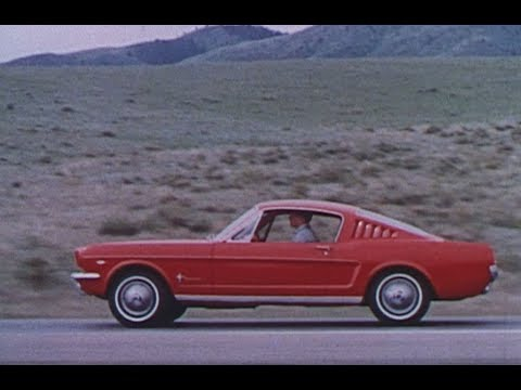 The Original Ford Mustang Was a Surprisingly Practical Sports Car