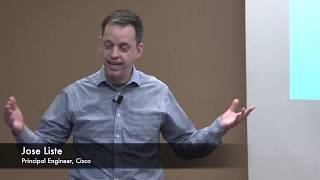 Networking Field Day Exclusive Cisco Service Provider Segment Routing and MPLS with Jose Liste