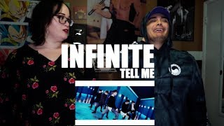 Infinite - Tell Me MV Reaction [JREKML]