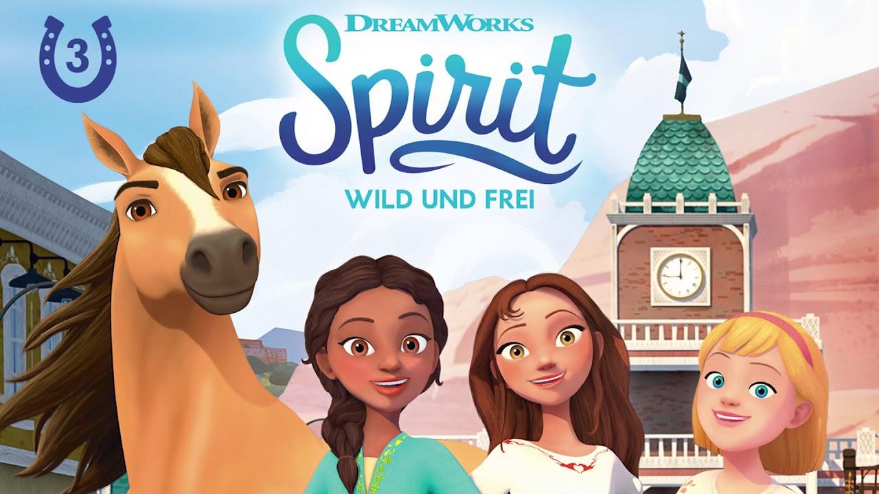 Spirit Wild Und Frei Spiele