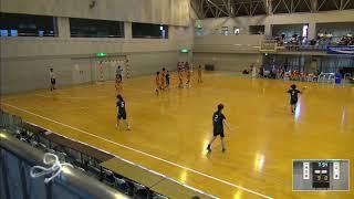 2019年IH ハンドボール 女子 2回戦 埼玉栄(埼玉)VS 江津(島根)