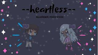 Gacha Life-Voltron- Heartless- Jacob Tillberg Ft. Johnning- Allurance Music Video