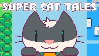 Супер Котики - игра Super Cat Tales - часть 1