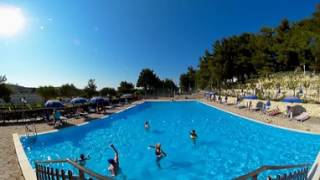 Video 360 Piscina - Villaggio Turistico Baia di Manaccora a Peschici in Puglia