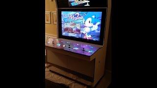Gamejunky Custom Arcade Cabinet