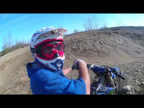 Jons POV badlands dirt bike trip