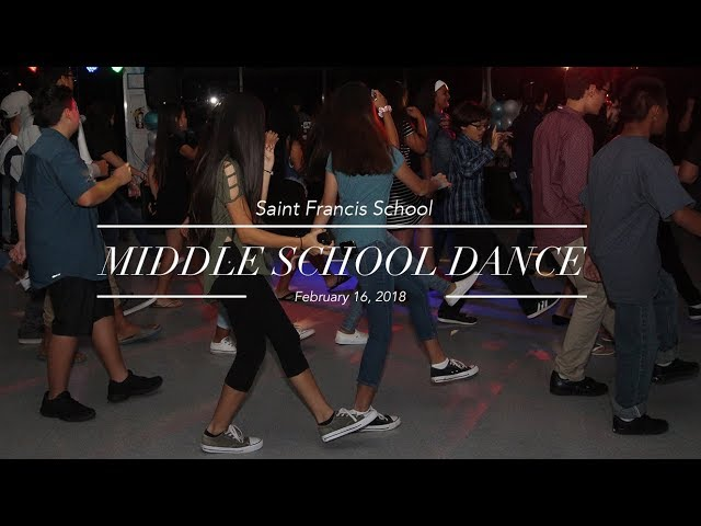 2018 Middle School Dance Highlight Video