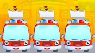 Мультик про пожарного сэма. Мультфильм про пожарные машинки. Мультик про пожарных. Пожарная машина.