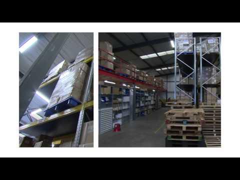 Mindray Medical Netherlands: Logistics Headquarter Europe Medical Products