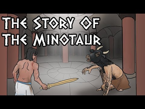 The Life And Death Of The Minotaur