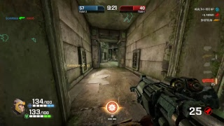 QuakeChampions練習配信 -いわゆるスポーツ系FPS