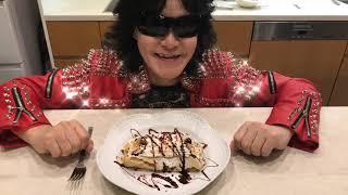 キャッToshlテレビ「キャッToshlパンケーキを作ってみた!」