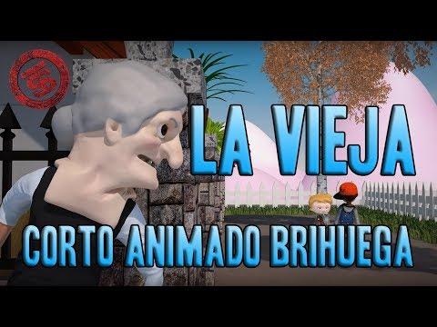 "BRIHUEGA ""LA VIEJA"". CGI Animated Short Film HD."