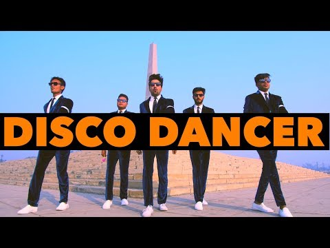 Bollywood MJ | Delhi Dance | Disco Dancer Choreography | Shraey Khanna
